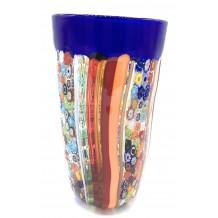 Vaso murrine disponibile in 4 colori
