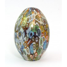 Scultura Uovo MURRINE