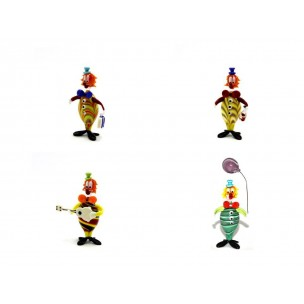 Clowns Scultura Collection