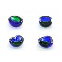 Molatina Ciotola Verde Blu